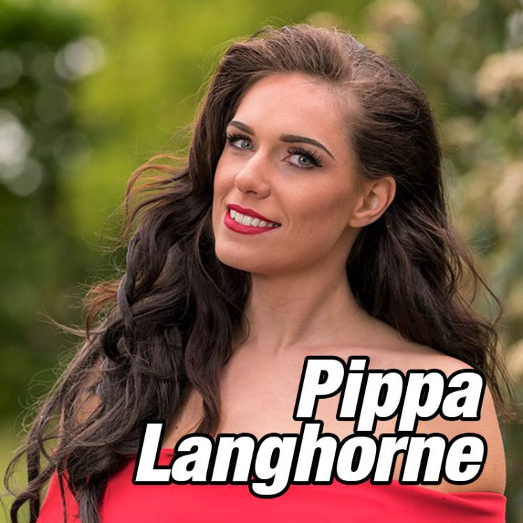 Pippa Langhorne - female solo vocalist