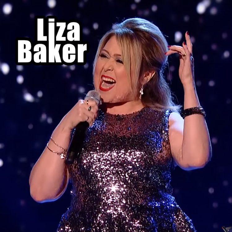 Liza Baker - solo vocalist