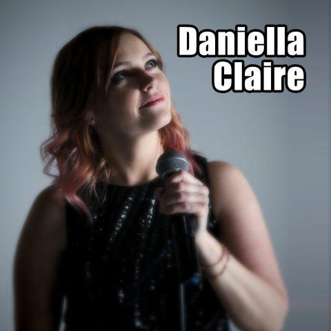 Daniella Claire - female solo vocalist