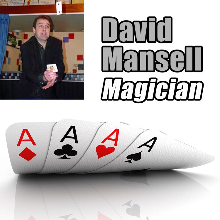 David Mansell - Magician