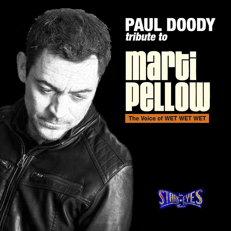 Paul Doody tribute to Marti Pellow