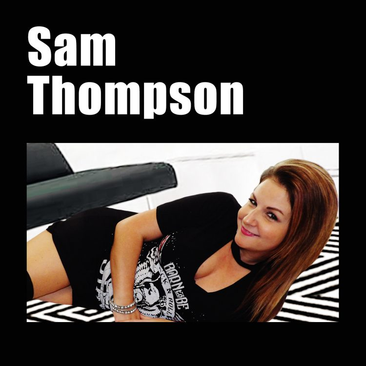 Sam Thompson – female solo vocalist