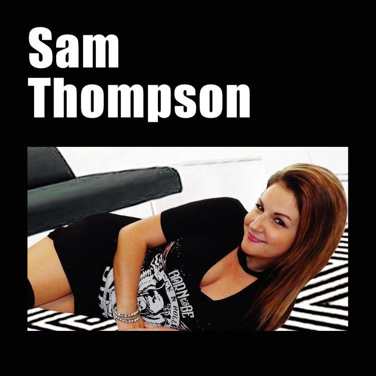 Sam Thompson – female solo vocalist