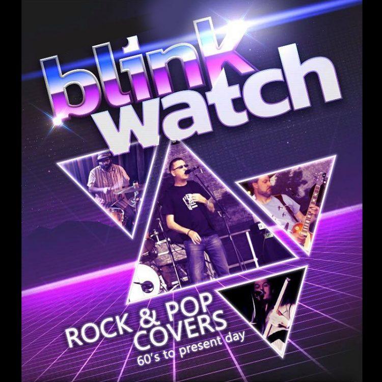 Blinkwatch band