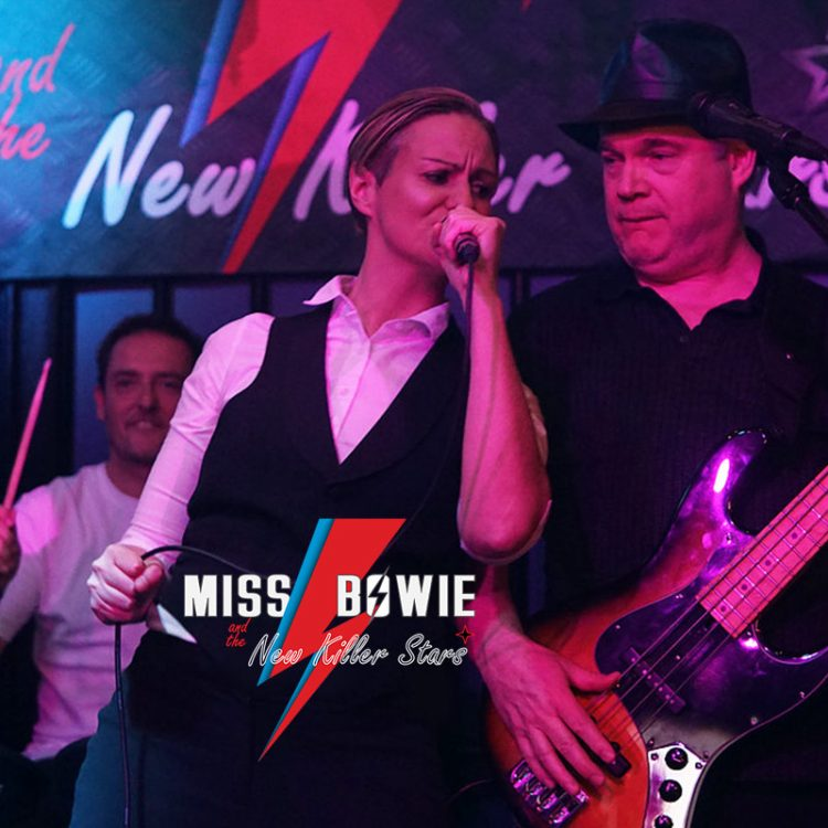 Miss Bowie and the New Killer Stars
