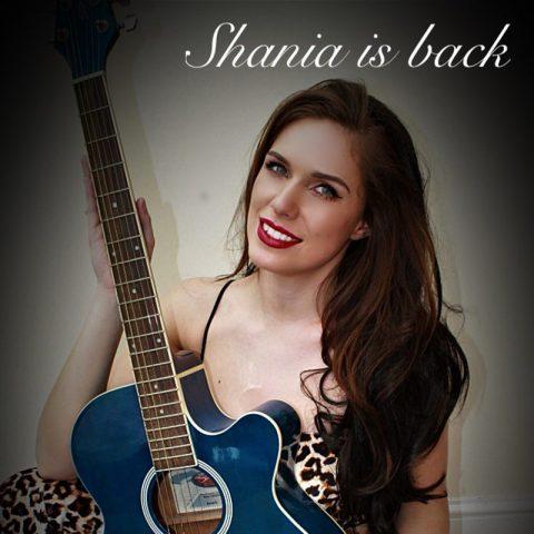 Shania Twain tribute - Pippa Langhorne