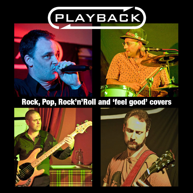 Playback covers band