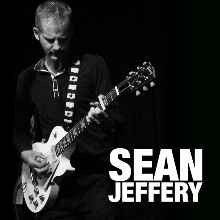 Sean Jeffery - singer guitarist