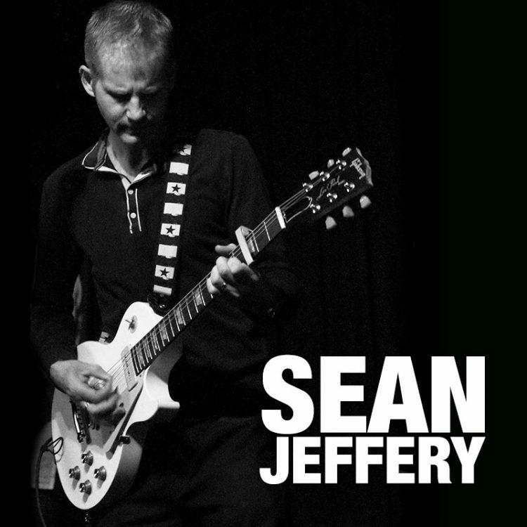 Sean Jeffery - singer guitarist