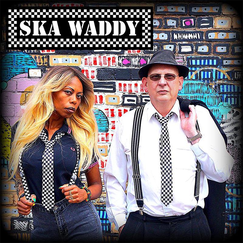 SKA WADDY band ska act midlands