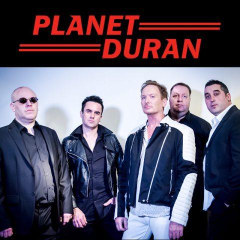 Planet Duran - Duran Duran covers band