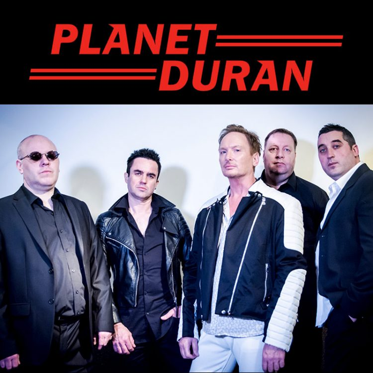 Planet Duran - Duran Duran covers band