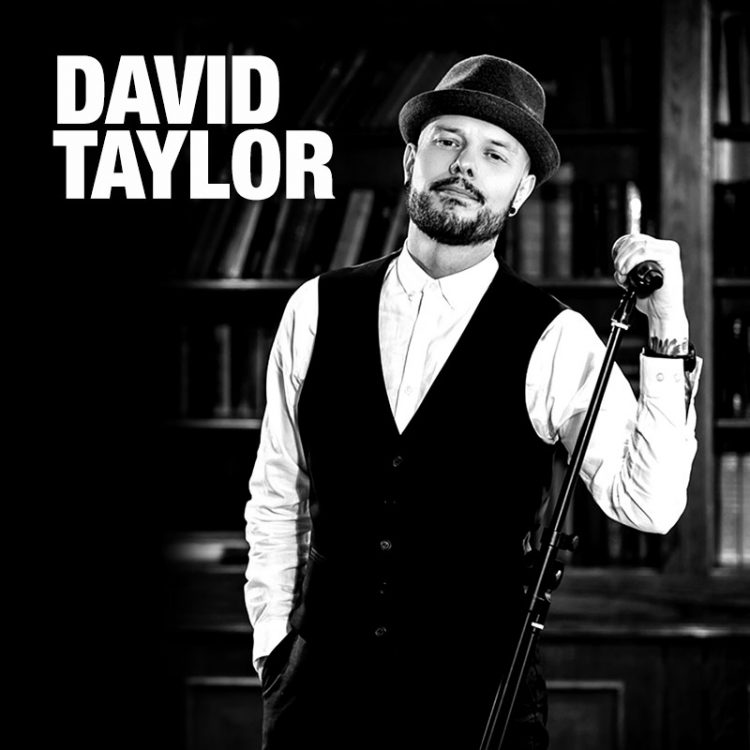 David Taylor - solo vocalist