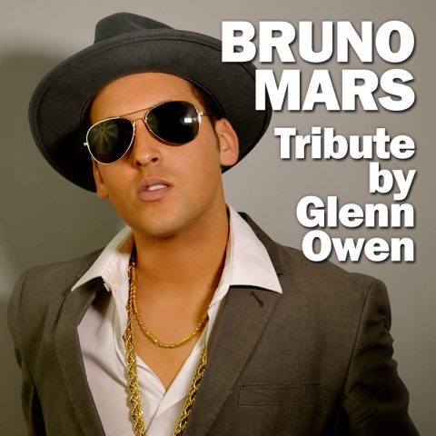 Bruno Mars Tribute by Glenn Owen