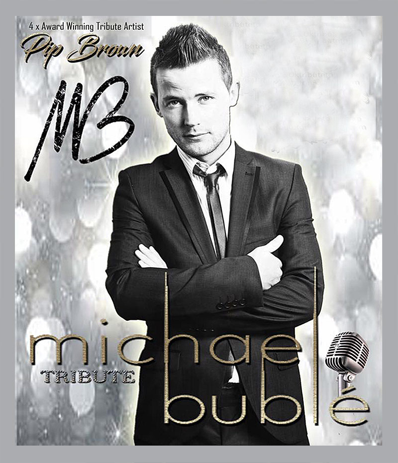 Michael Buble tribute by Pip Brown
