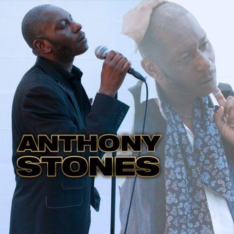 Anthony Stones - solo vocalist