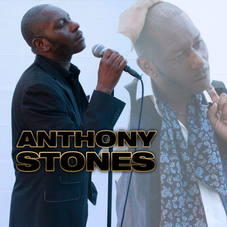 Anthony Stones - solo vocalist
