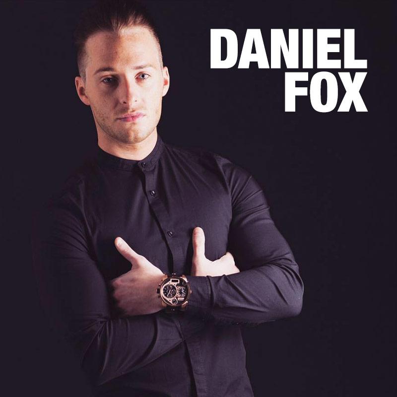 Daniel Fox - solo vocalist