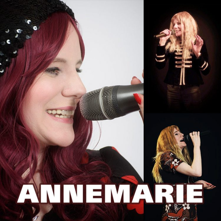 AnneMarie - female solo vocalist