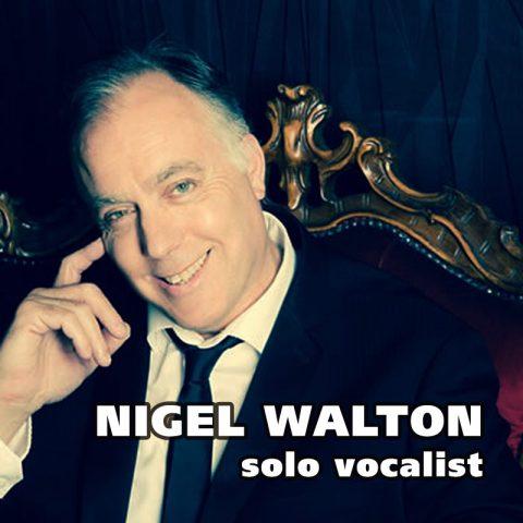 Nigel walton solo vocalist