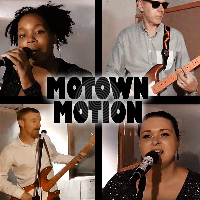 Motown Motion soul band