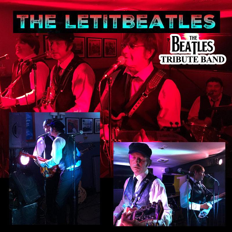 Beatles tribute band - LetItBeatles