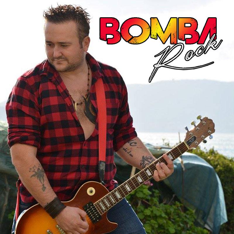 Bomba Rock - Rock guitar vocalist
