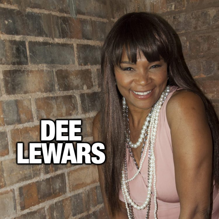 Dee Lewars - female solo vocalist