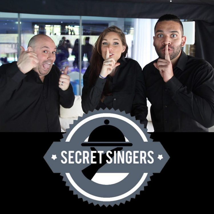 Secret Singers UK