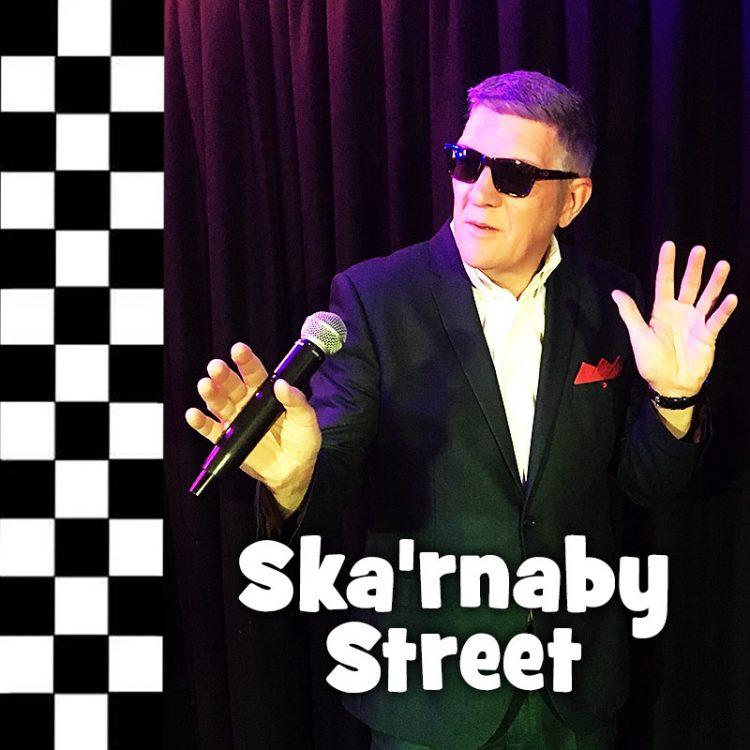 Skarnaby Street SKA tribute show by Dave Dixon