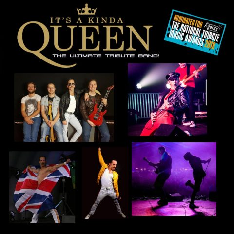 Its a Kind of Queen - Freddie Mercury / Queen Tribute