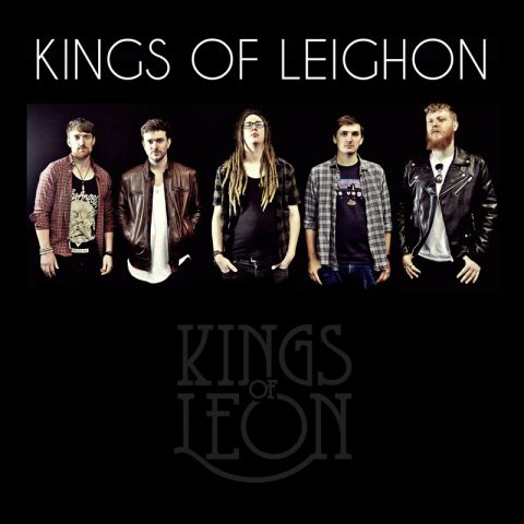 Kings of Leighon - Kings of Leon tribute band