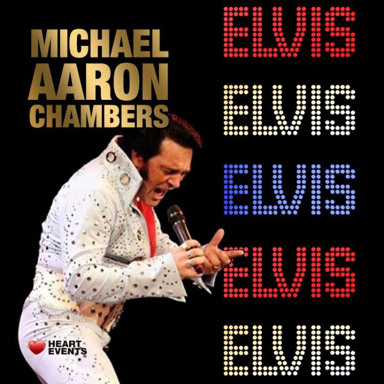 Michael Aaron Chambers - Elvis tribute