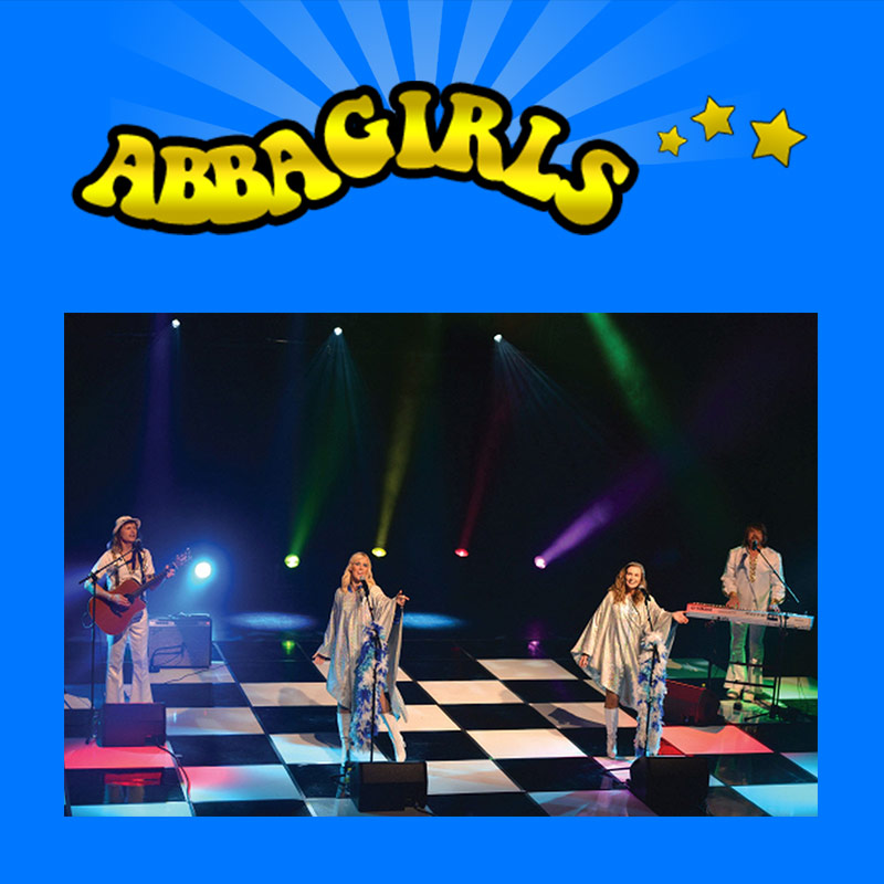 Abbagirls - ABBA tribute band