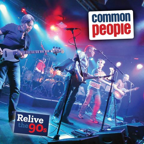 Common People band 90s Britpop tribute band