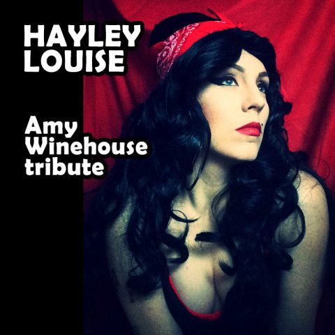 Amy Winehouse tribute by Hayley Louise