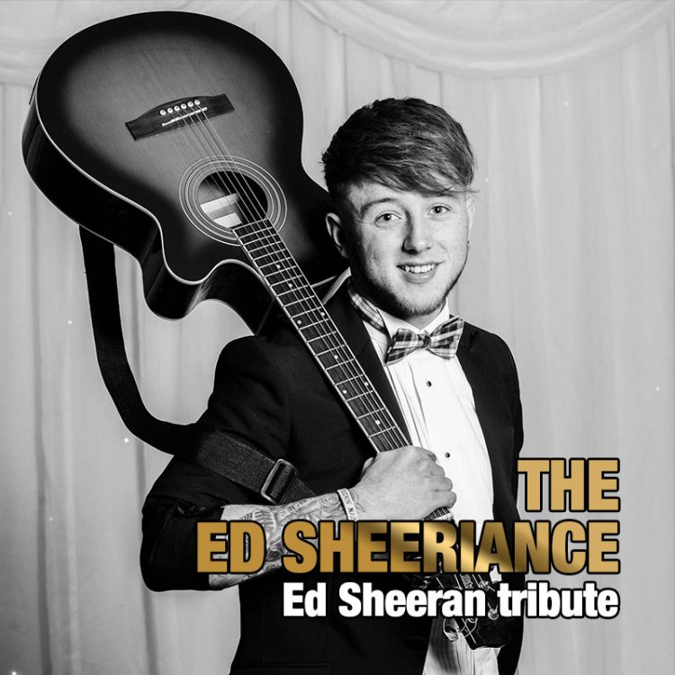 The Ed Sheeriance Ed Sheeran tribute