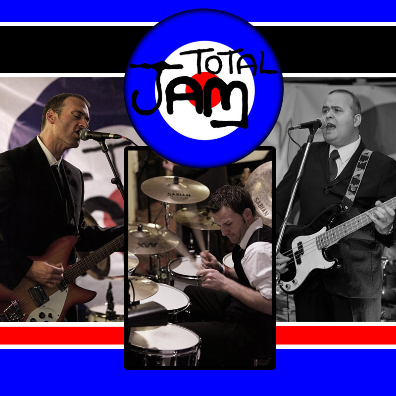 Total Jam - The Jam tribute band