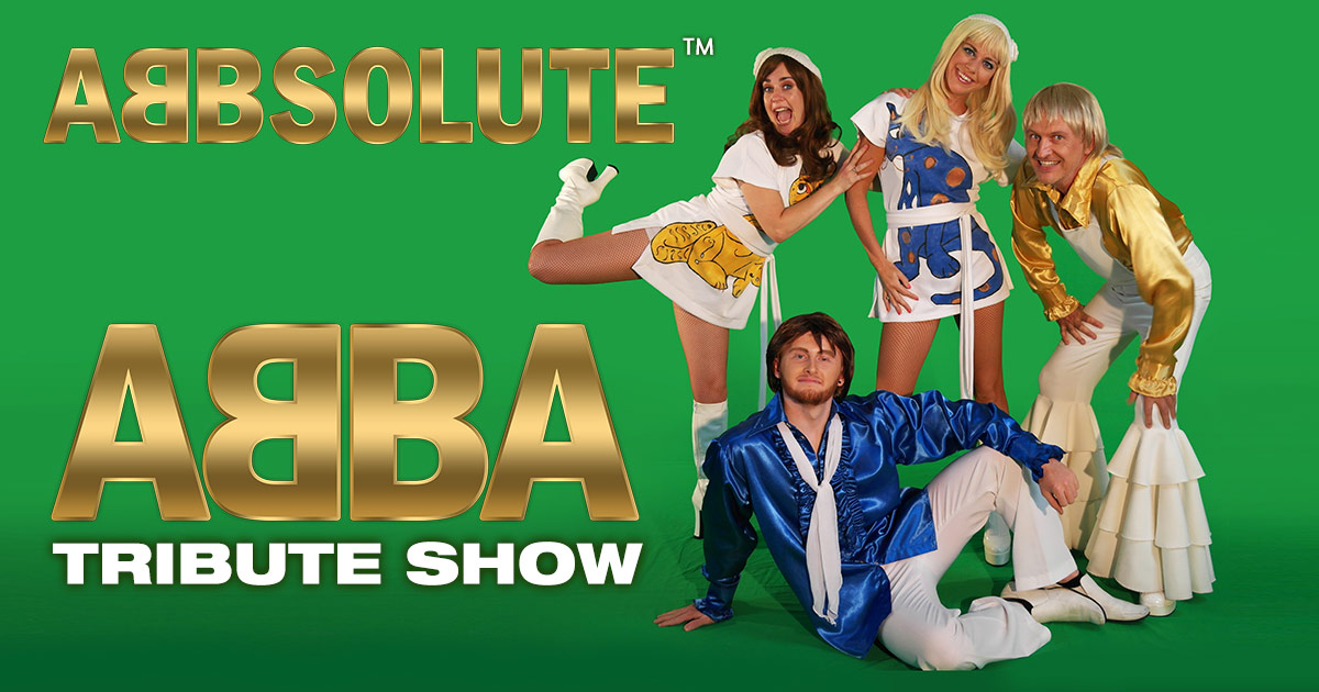 Abbsolute Abba tribute band. Absolute Abba tribute