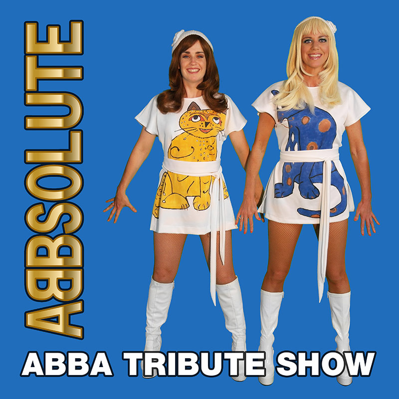 Absolute Abba tribute. Abbsolute Abba tribute duo