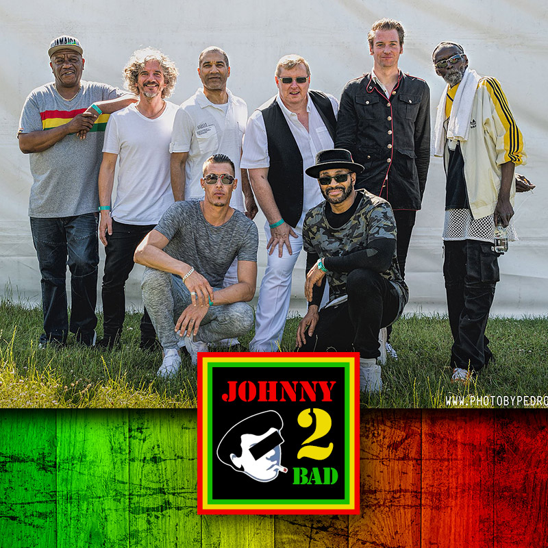 Johnny 2 Bad - UB40 tribute