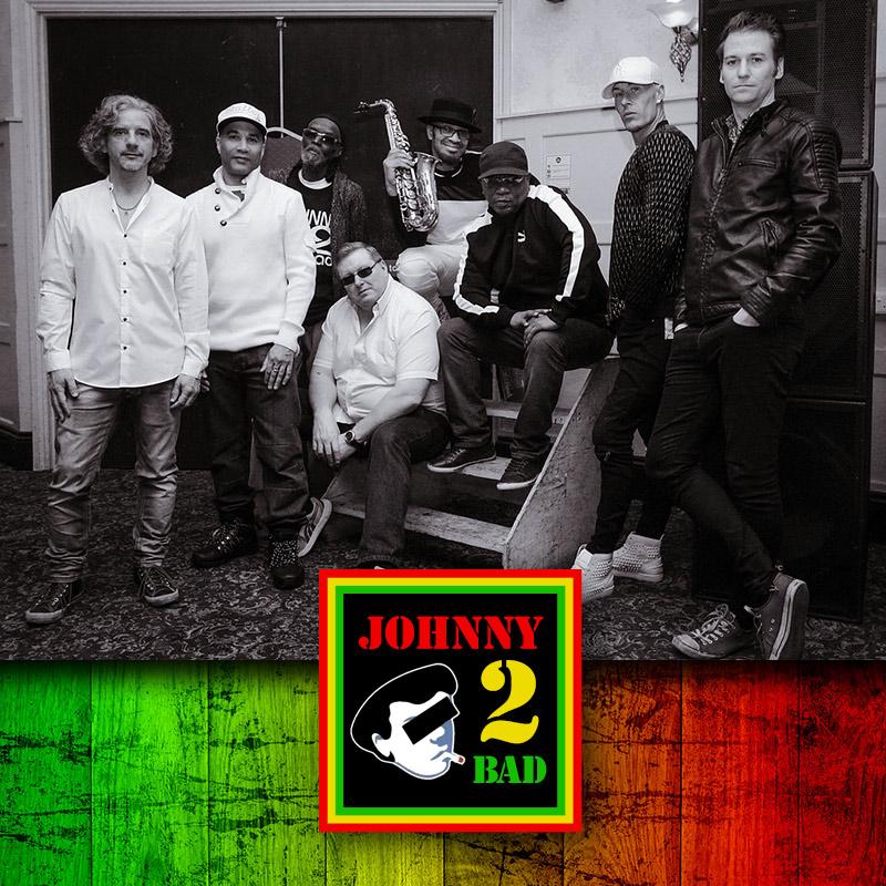 Johnny 2 Bad - UB40 tribute 9