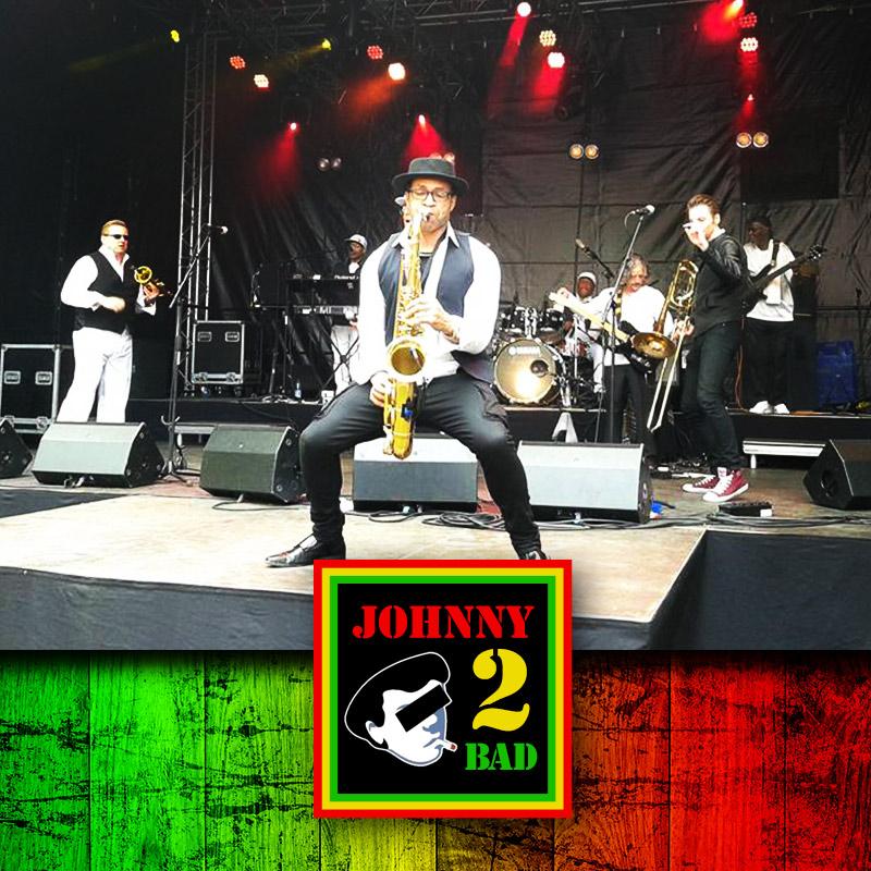 Johnny 2 Bad - UB40 tribute 8