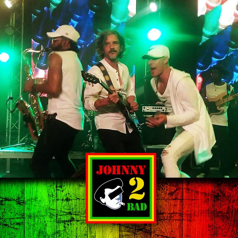 Johnny 2 Bad - UB40 tribute 7