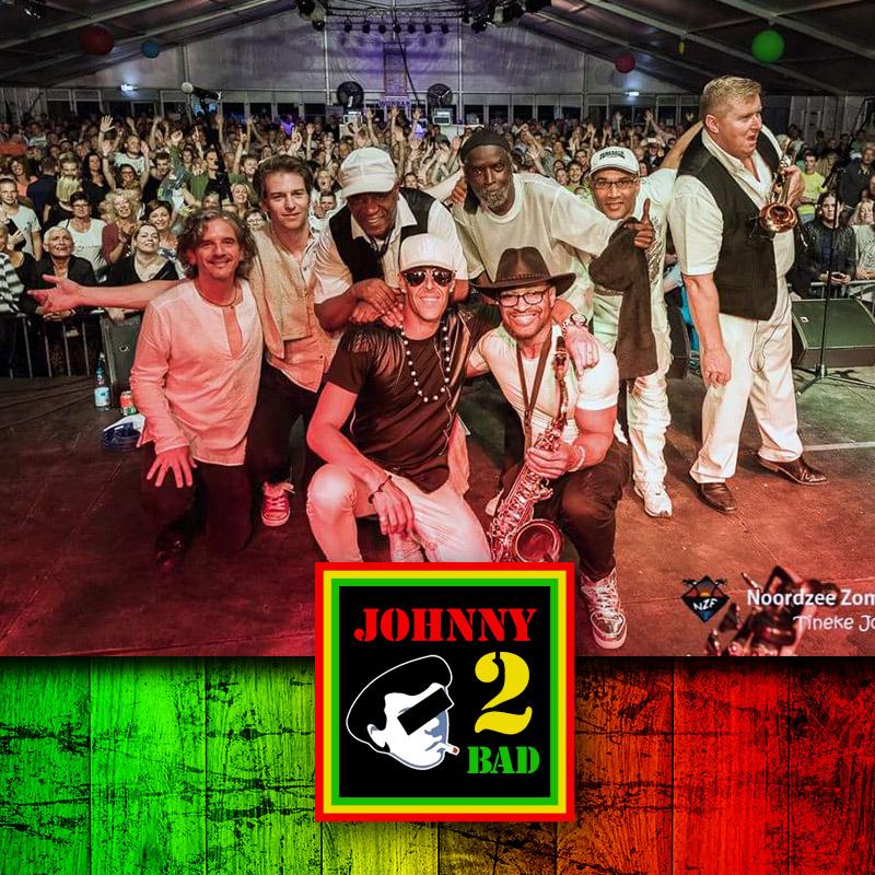 Johnny 2 Bad - UB40 tribute 6