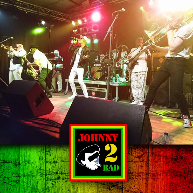 Johnny 2 Bad - UB40 tribute 4