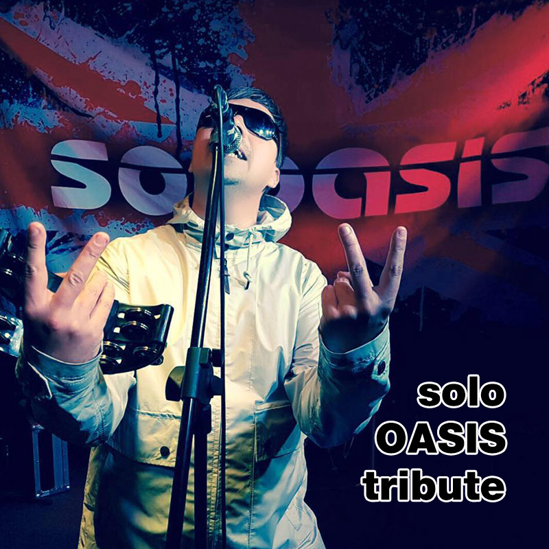 Oasis tribute - Soloasis