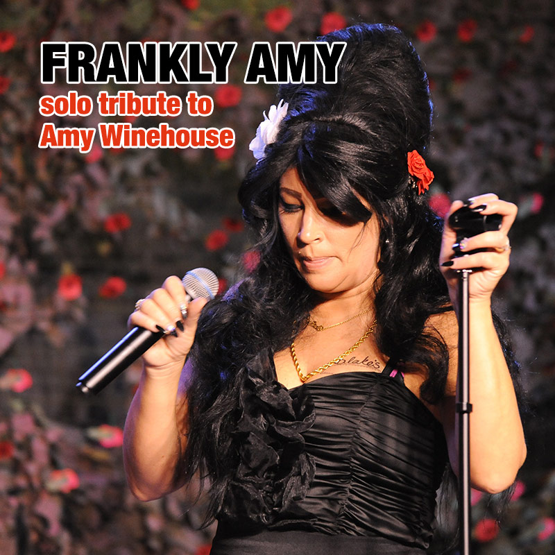 FRANKLY AMY solo-tribute to Amy Winehouse