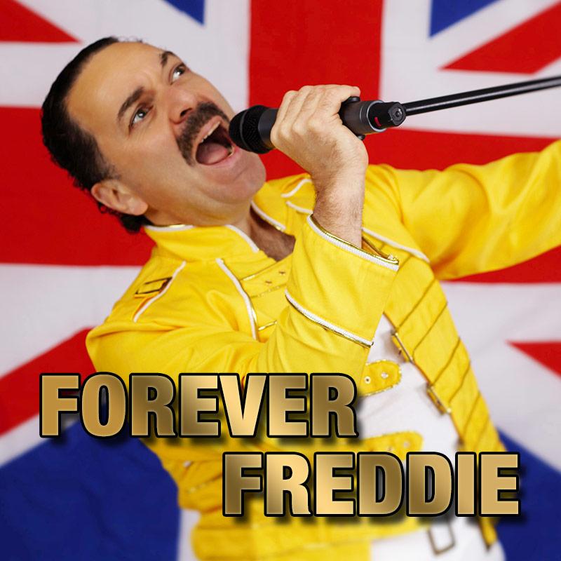 Forever Freddie - Freddie Mercury tribute