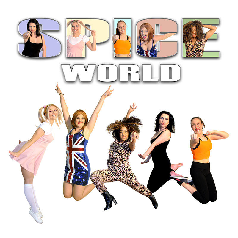 Spice Girls tribute - Spice World